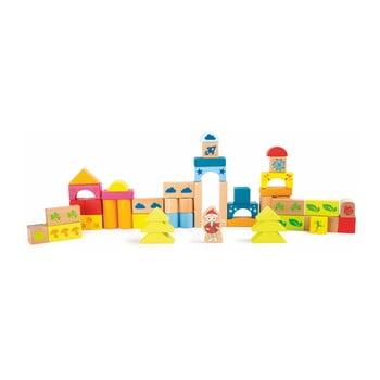Jucărie din lemn Legler Bricks de la Legler