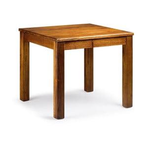 Jídelní stůl ze dřeva Mindi Moycor Star, 90x90 cm