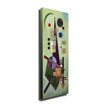 Tablou pe pânză Cubism, 30 x 80 cm