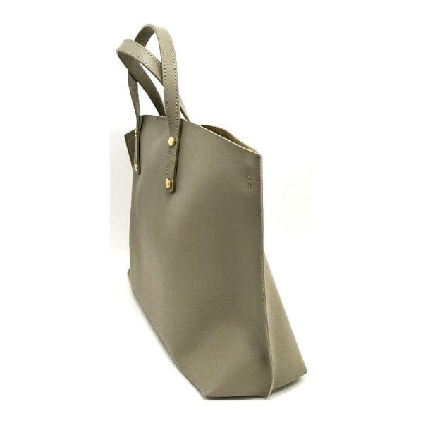 Kožená kabelka Cassia Taupe