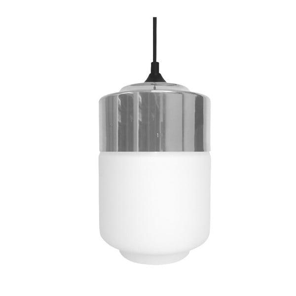 Závěsné světlo Masala, stříbrné