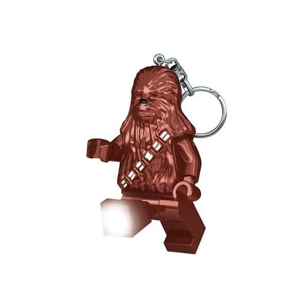Svítící klíčenka LEGO® Star Wars Chewbacca