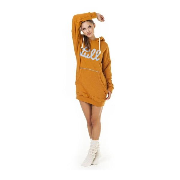 Mikina Signature Orange, velikost S