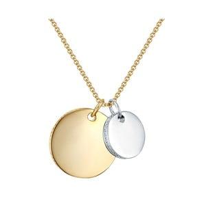 Dámský náhrdelník zlaté barvy Runaway Lousiana