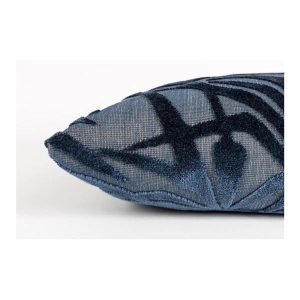 Modrý polštář s výplní Zuiver Miami, 45x45cm