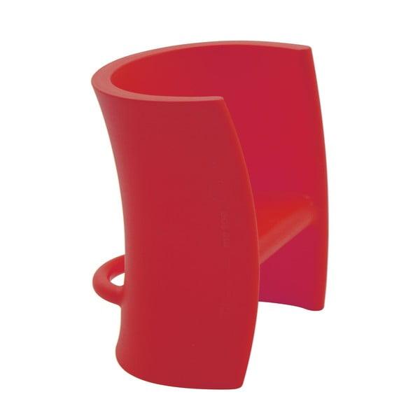 Červená víceúčelová židle Magis Trioli