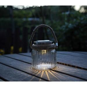 Lucerna Solar Energy Glass Jar