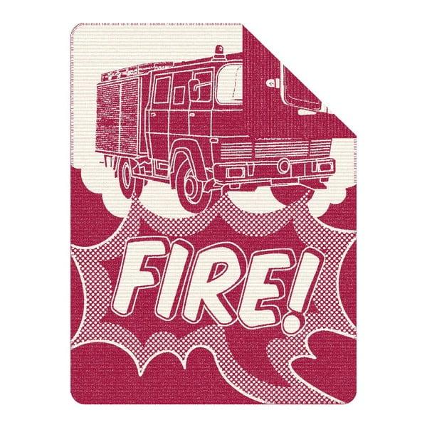 Dětská deka Fire, 150x200 cm