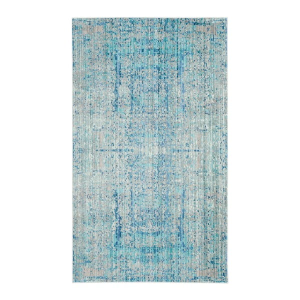 Modrý koberec Safavieh Abella, 152 x91 cm