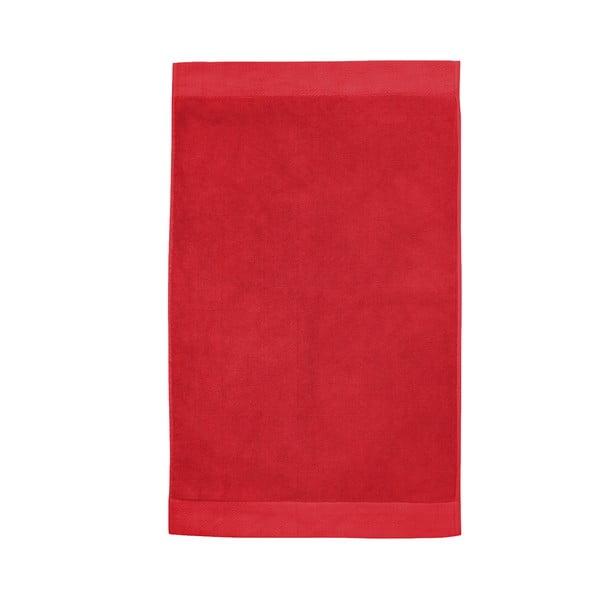 Koupelnová předložka Pure Red, 50x90 cm