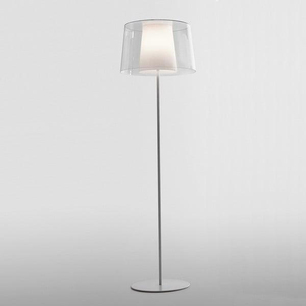 Stojací lampa Pedrali L001ST/BA, bílé transparentní