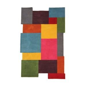 Vlněný koberec Flair Rugs Illusion Collage,150x240cm