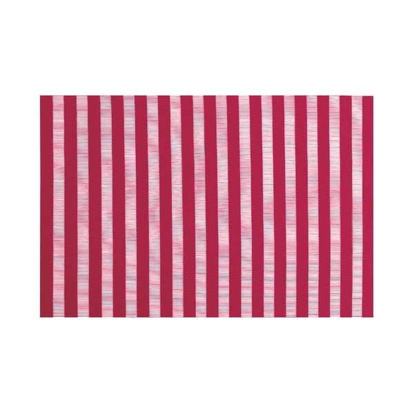 Vínově červené prostírání Tiseco Home Studio Ladder, 45 x 33 cm