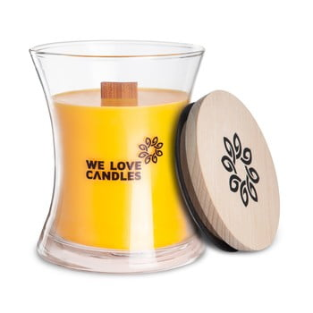Lumânare din ceară de soia We Love Candles Honeydew, 129 ore de ardere de la We Love Candles
