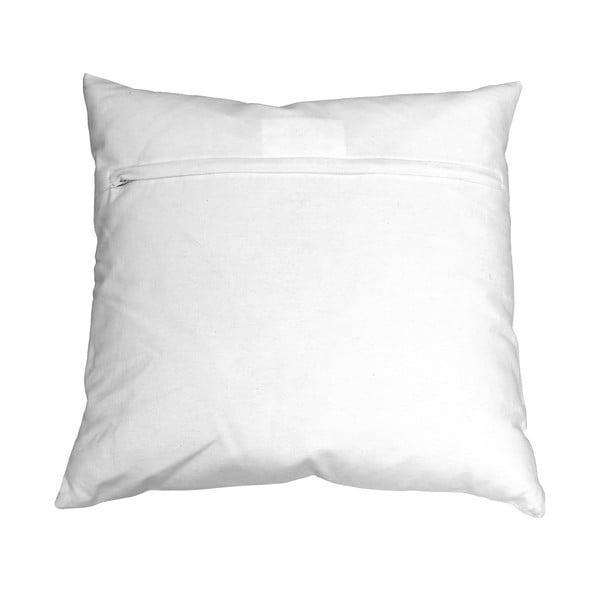 Polštář ZOO Off White, 45x45 cm