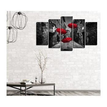 Tablou din mai multe piese Insigne Fentoro, 102 x 60 cm de la Insigne
