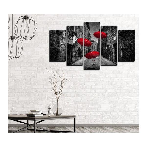 Vícedílný obraz Insigne Fentoro, 102x60cm