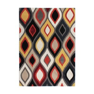 Koberec Flair Rugs Flame Rust, 120 x 170 cm