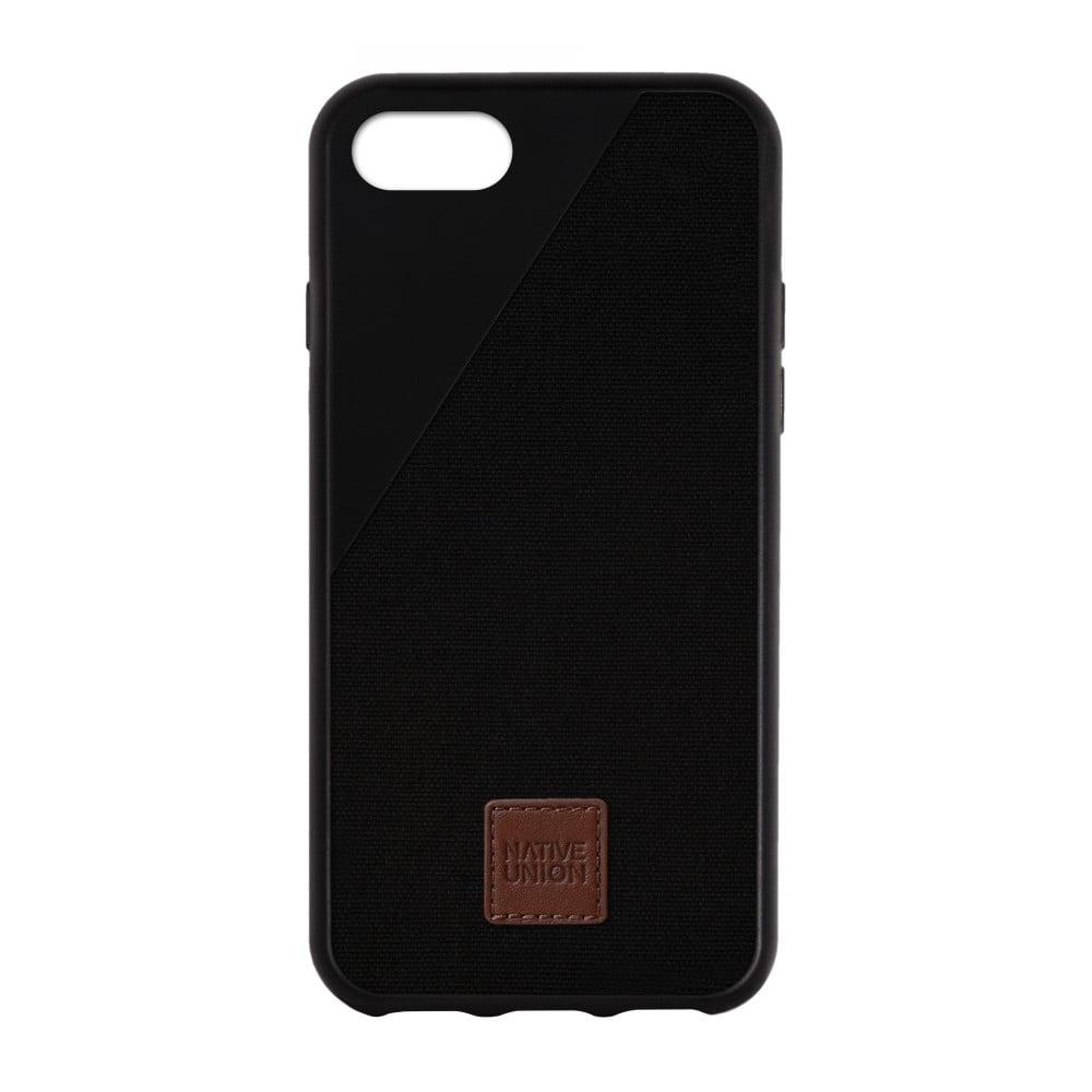 Černý obal na mobilní telefon pro iPhone 6 a 6S Plus Native Union Clic 360  Case ... c04e4bf5fb4