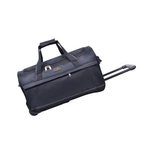 Cestovní taška na kolečkách Cadenas Black, 112 l