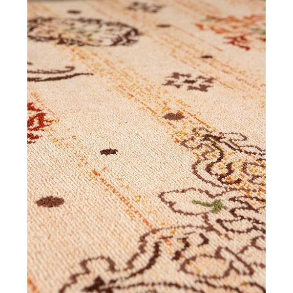 Vlněný koberec Coimbra no. 188, 60x120 cm