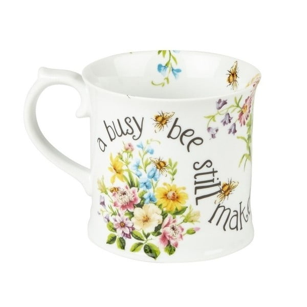Porcelánový hrnček Creative Tops English Garden, 350 ml