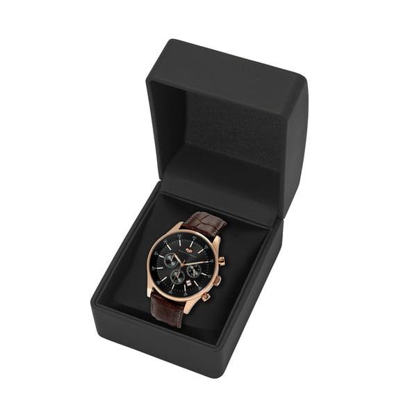 Pánské hodinky Rhodenwald&Söhne Goodwill Dark Brown