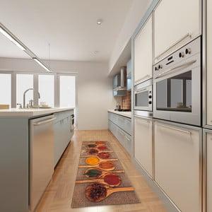 Covor de bucătărie foarte rezistent Floorita Spices, 60x220cm