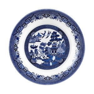 Talíř Churchill China Blu Willow, Ø 28,5 cm