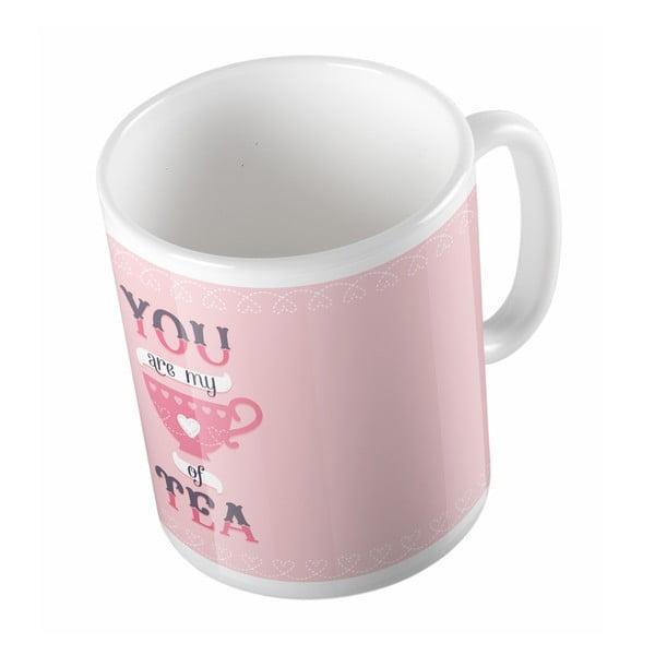 Keramický hrnek My Cup of Tea, 330 ml