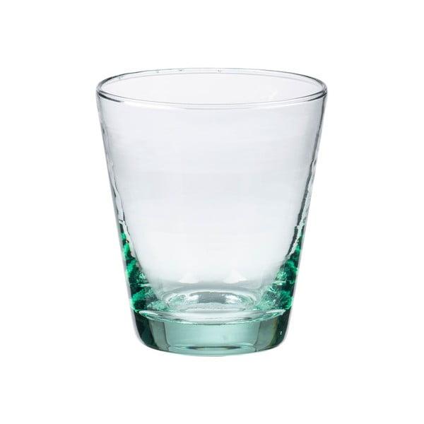 Zelené poháre na vodu Bitz Basics Green, 300 ml