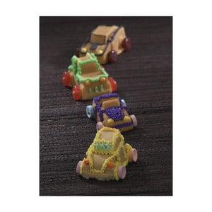 Formičky na mini bábovičky, autíčka