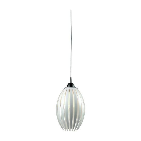 Závěsné světlo Acrylic White, 18 cm