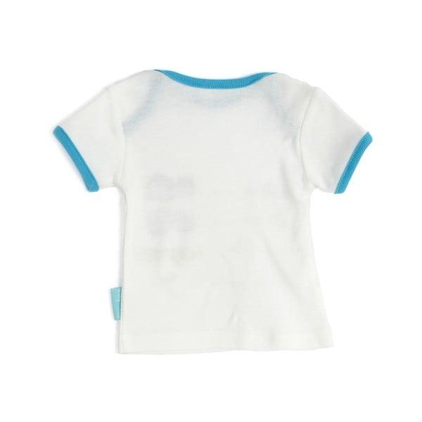 Dětské tričko Hippo s krátkým rukávem, vel. 6 až 9 měsíců