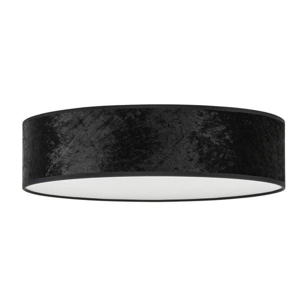 Czarna lampa sufitowa Bulb Attack Quince, ⌀ 40 cm