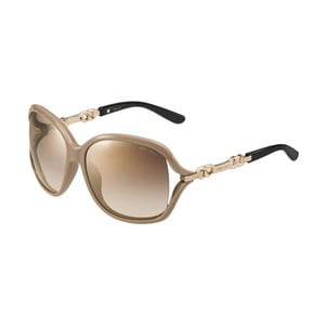 Sluneční brýle Jimmy Choo Loop Nude/Brown