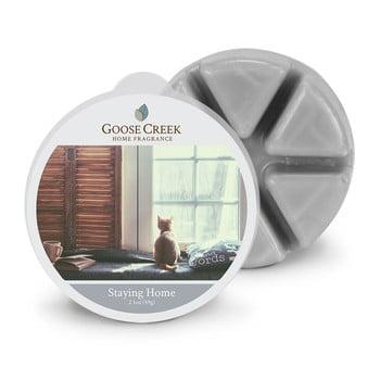 Ceară parfumată pentru lampă aromaterapie Goose Creek Cozy Home imagine