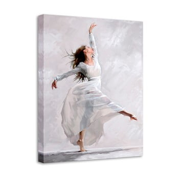 Tablou Styler Canvas Waterdance Dancer I, 60 x 80 cm de la Styler