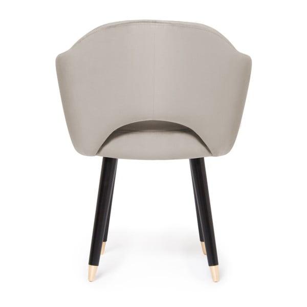 Sada 2 béžových židlí Vivonita Olivia