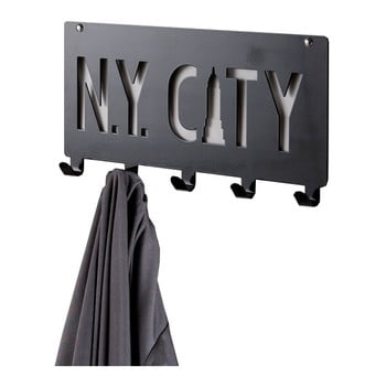 Cuier Compactor NY City, negru