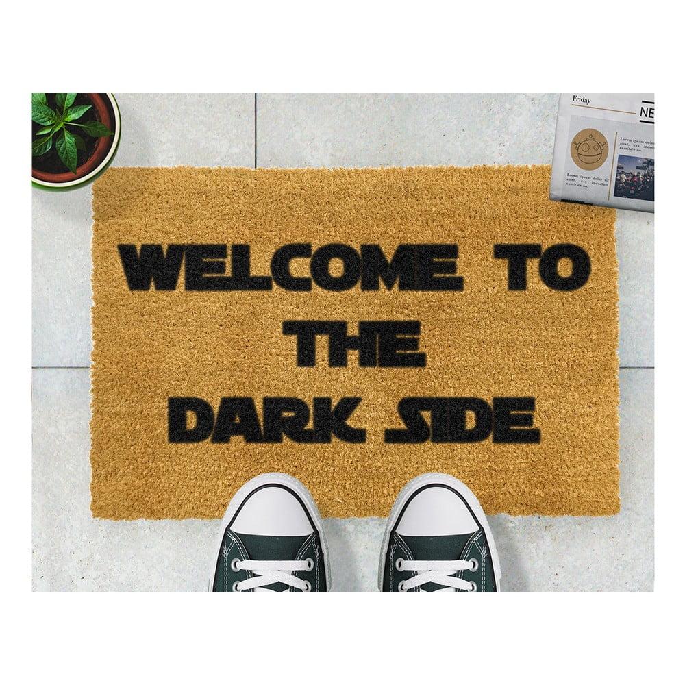 Rohožka Artsy Doormats Welcome to the Darkside, 40 x 60 cm