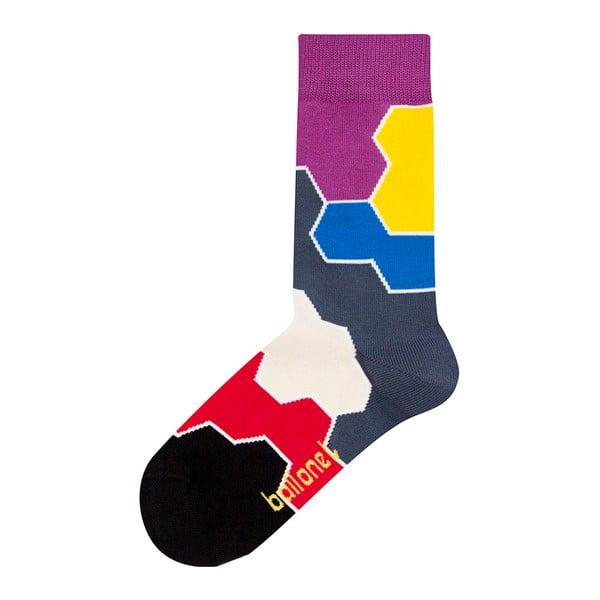 Șosete Ballonet Socks Molecule Toy, mărimea 36-40