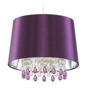 Stropní světo Purple Beads