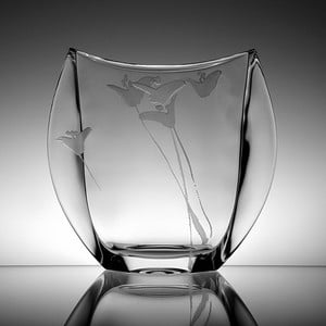 Váza Len, 180 mm