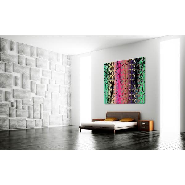 Obraz Colorfast Couture, 91x91 cm