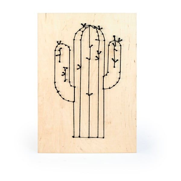 DIY obraz Really Nice Things Cactus, 40 x 60 cm
