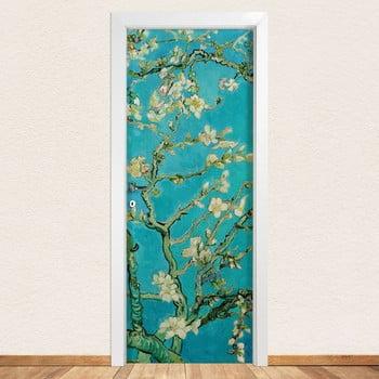 Autocolant pentru ușă LineArtistica Mandorlo 80 x 215 cm