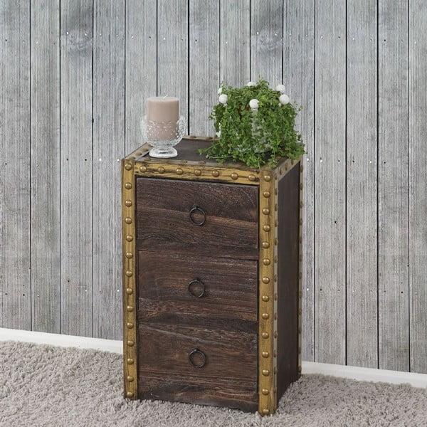 Skříňka Ambato Brown, 54x33x26 cm