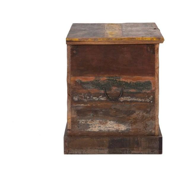 Truhla z teakového a mangového dřeva SOB Agra