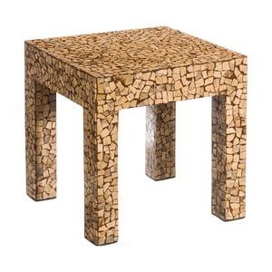 Odkládací stolek z kokosového vlákna Denzzo Radwa